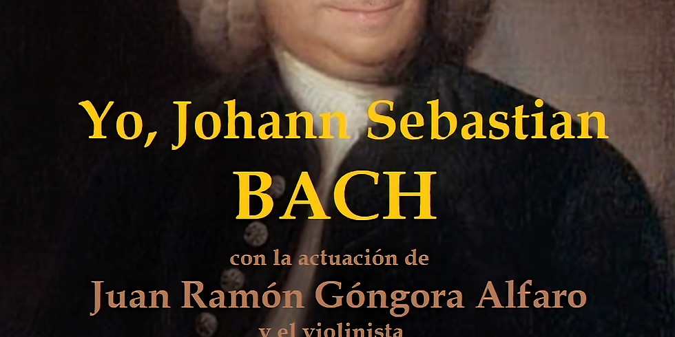 Yo, Johann Sebastian Bach