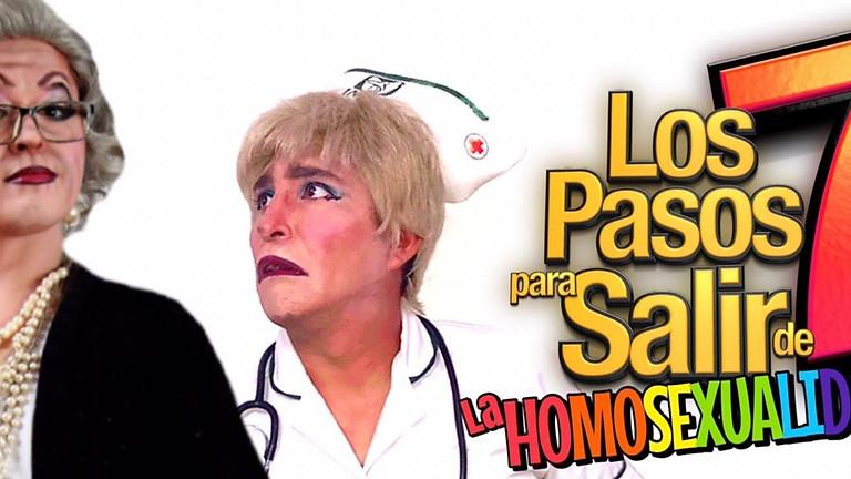7 PASOS PARA SALIR DE LA HOMOSEXUALIDAD