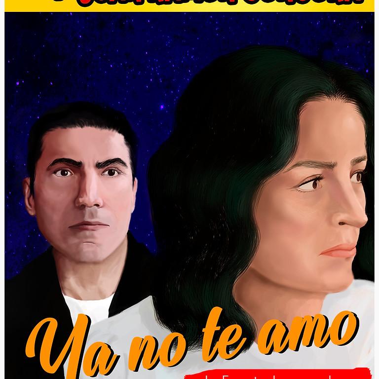 YA NO TE AMO   de Fausto Lozano