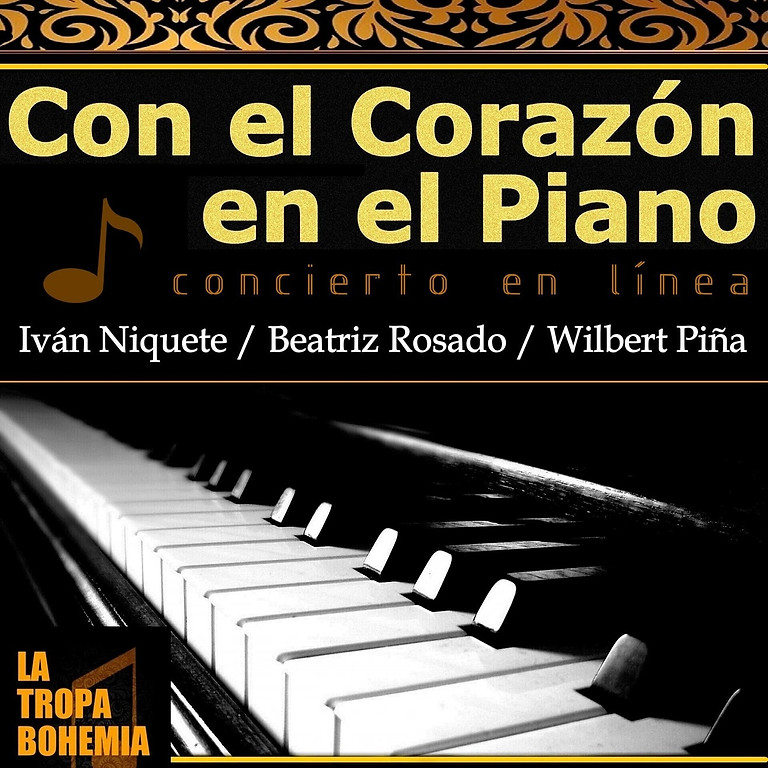 Con el corazón en el piano
