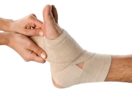 4 At-Home Injury Care Tips to Get You Back on Your Feet