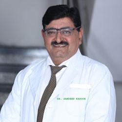 Dr Sandeep Kapoor