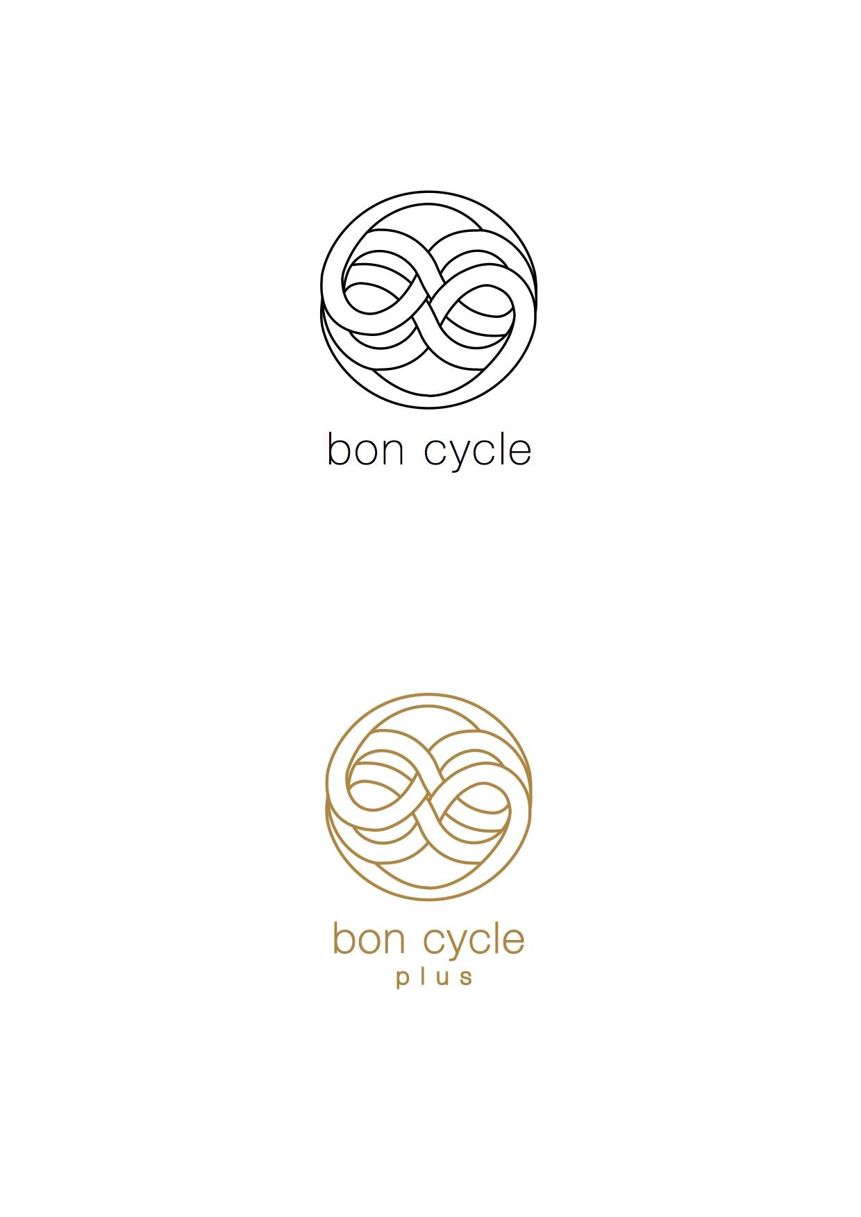 bon cycleロゴ
