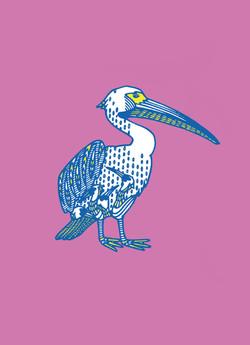 スピリットアニマル-ペリカン