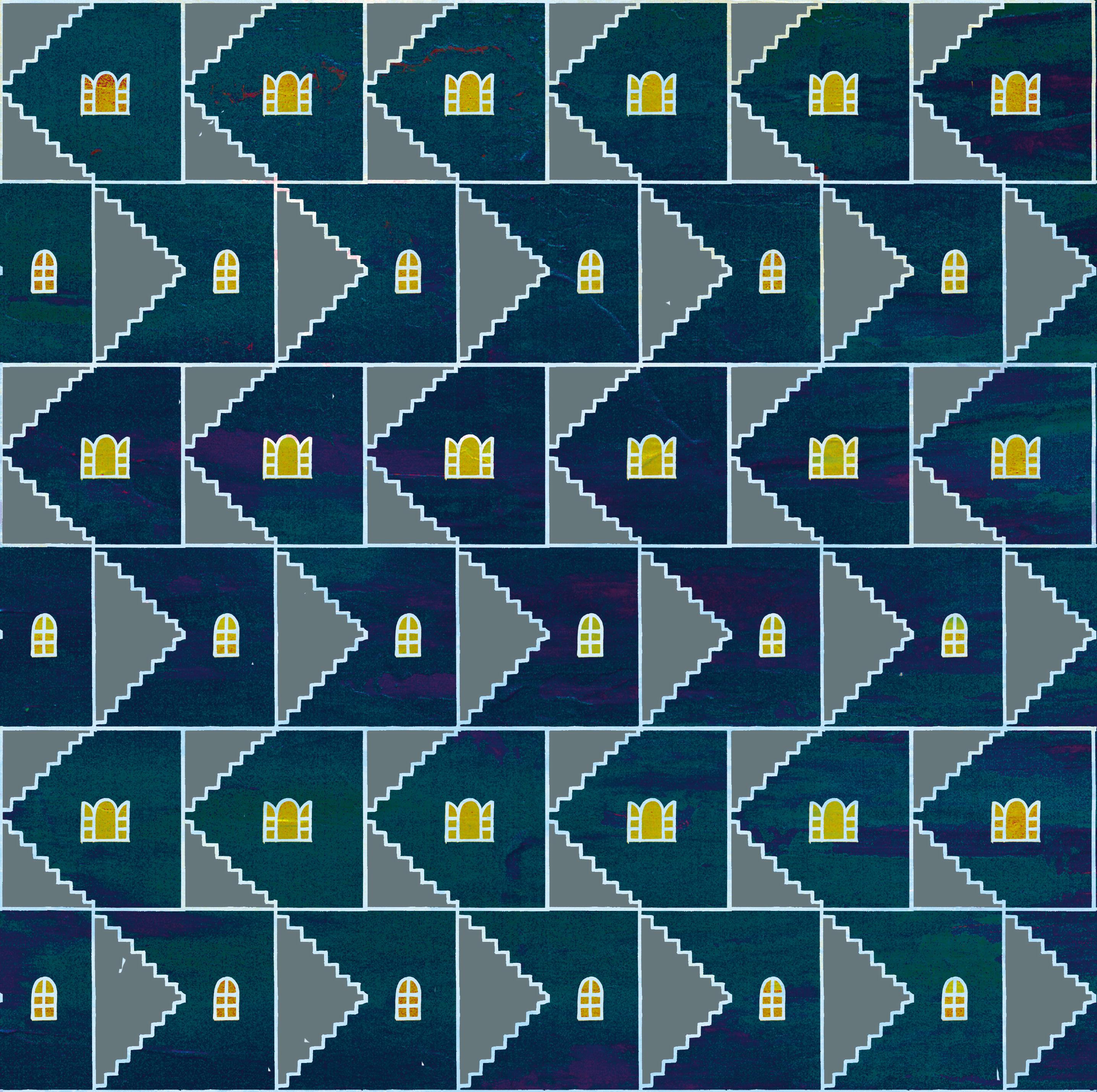 回廊パターン