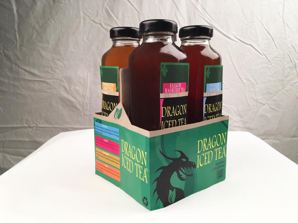 Dragon Iced Tea Back