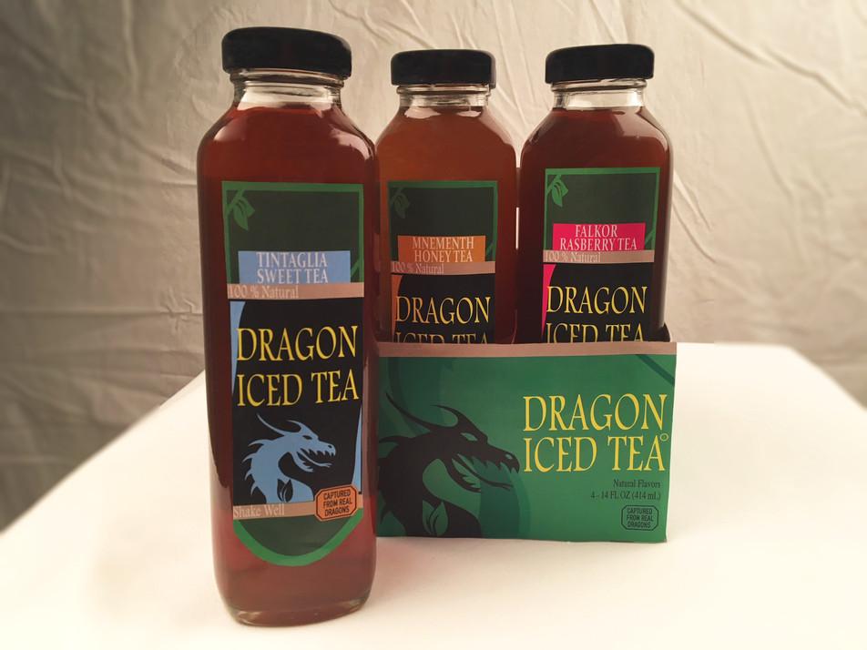 Dragon Iced Tea Front
