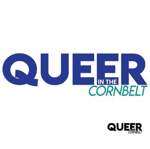 Queer in the Cornbelt Zine Logo 1