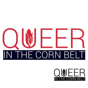 Queer In the Cornbelt Zine Logo 2