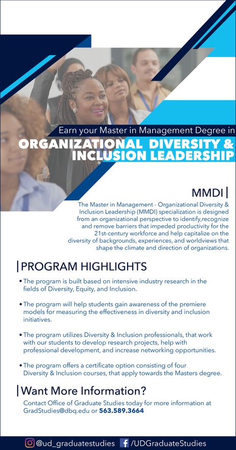 Organizational Diversity & Inlcusion Lea