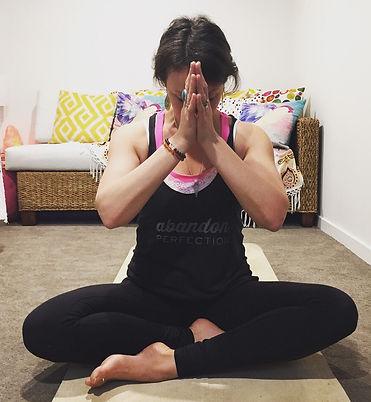 Linda Mcntosh Yoga Girl