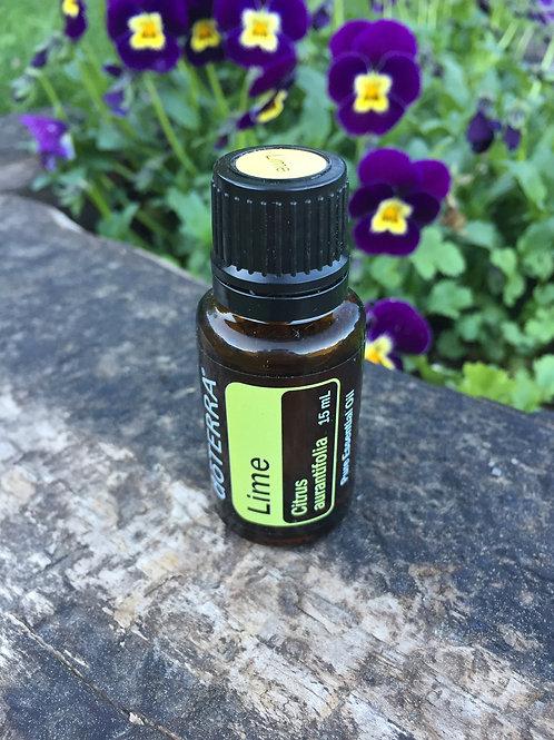 15ml Lime Doterra Essential Oil