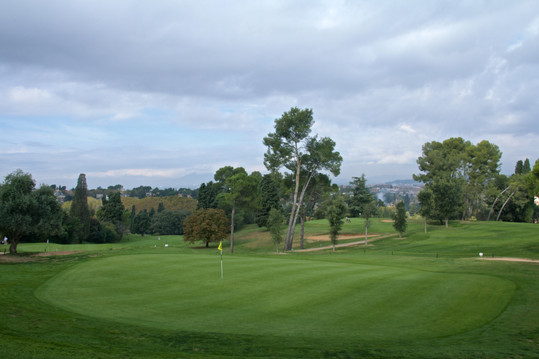 Sant Cugat Golf Club, Barcelona, España