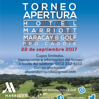 Afiche-ProAm-Copa-Marriott-Maracay-2017-