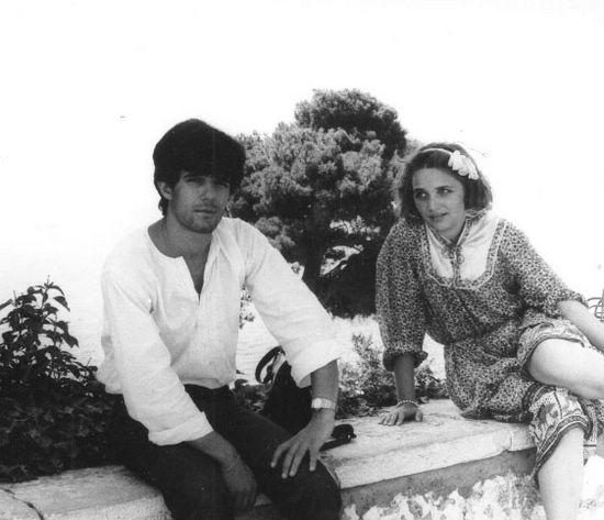 Paolo Fresu e Monica Farnè