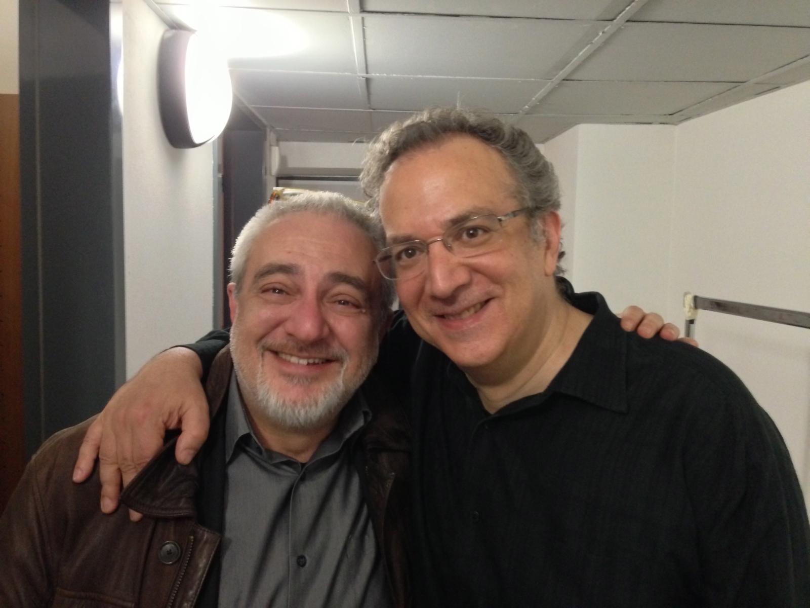 Roberto e Uri Caine