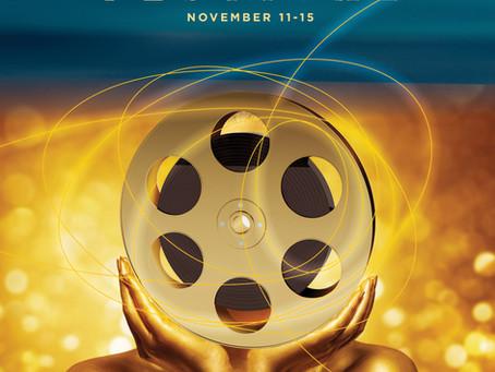 Frames of Mind Shapes 2020 Identity for Coronado Island Film Festival