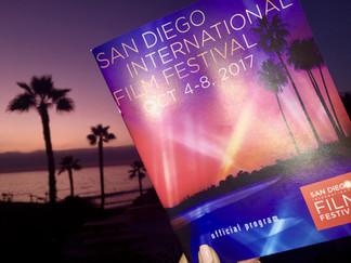 San Diego Intl Film Festival Branding