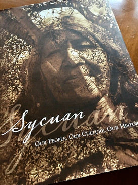Book Design - History of Sycuan and Kumeyaay Nation