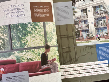 Loft Real Estate Brochure