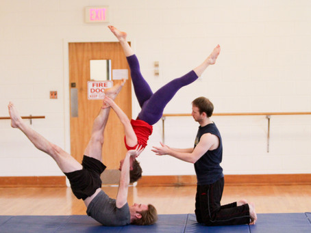 Developing Communication Skills With Aura CuriAtlas Physical Theatre