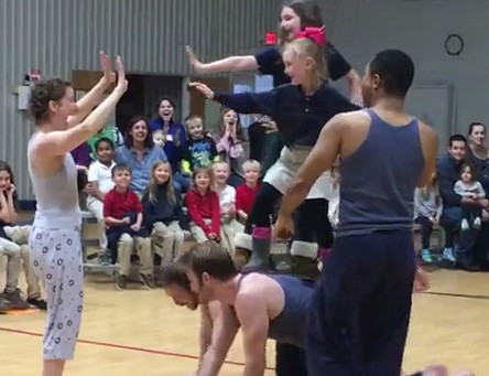 Why Physical Theatre is Perfect for Kids