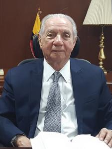 Eduardo Peña Triviño. Doctor en Jurisprudencia. Ex Vicepresidente Constitucional de la República del Ecuador
