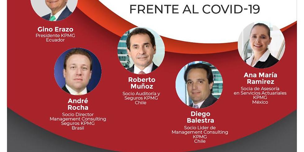 Conversatorio online: Reconfiguración de la industria de seguros frente al COVID-19