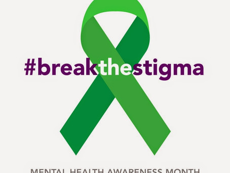 This Mental Health Month, let's start talking so we can start changing.