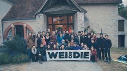 "Equipe de ""WEI or DIE"""