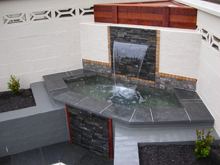 water features amazing, best water features