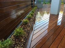 amazing decking, best gardens