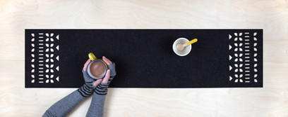 SCANDI table runner