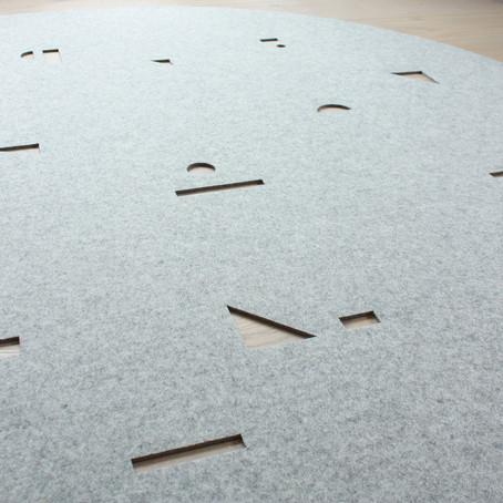 NEW Confetti rug