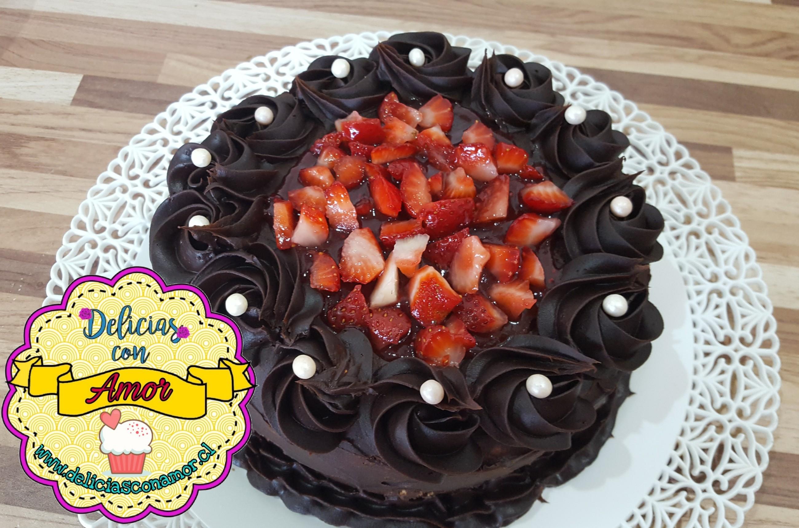 Panqueque Chocolate Frambuesa
