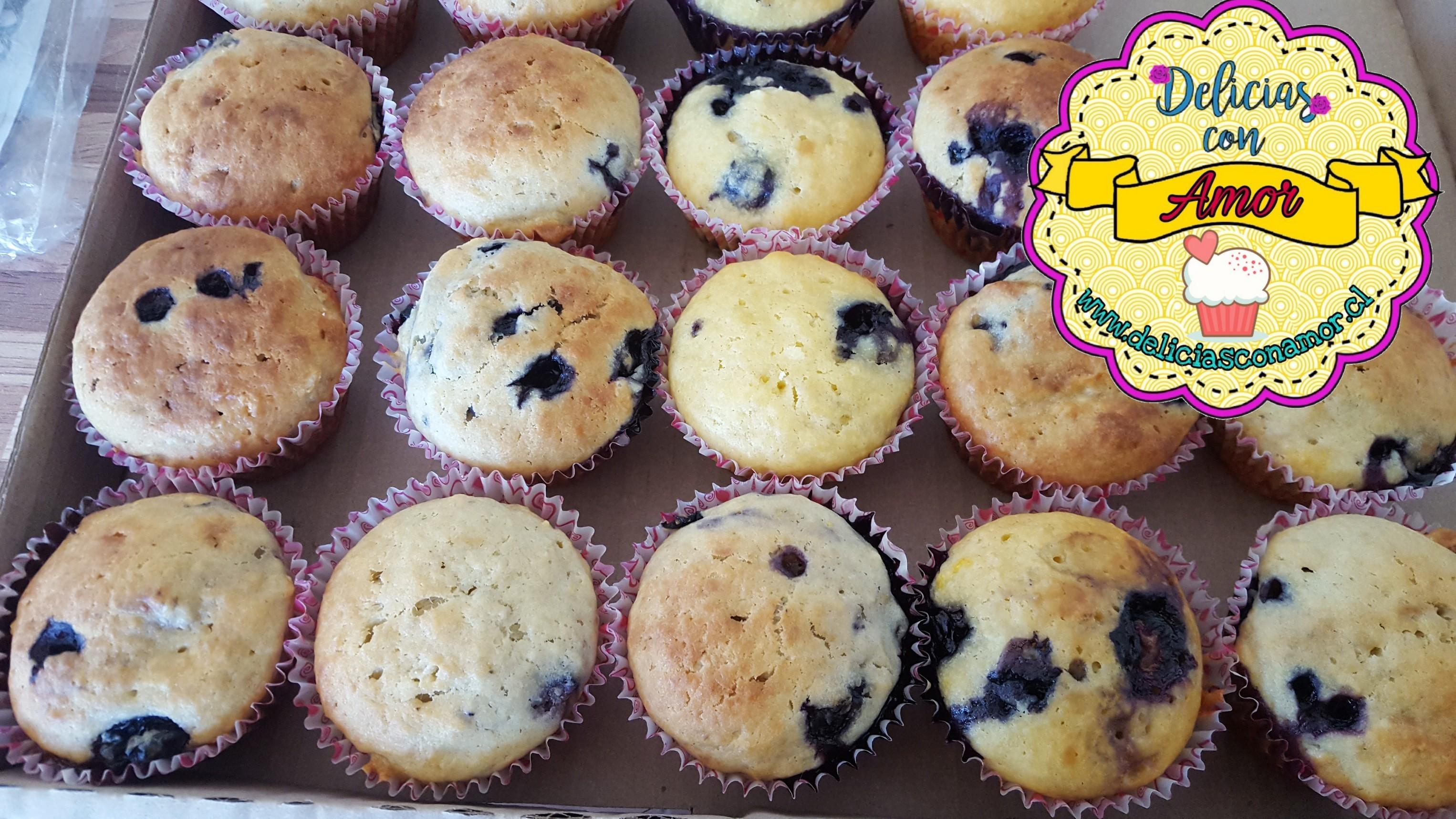 Muffins Caseros