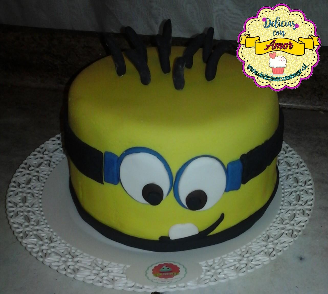 Torta Minnions