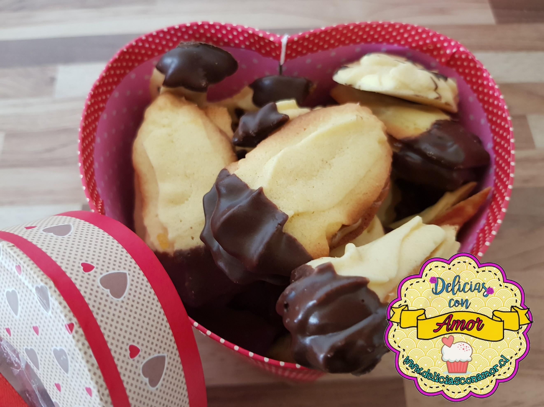 Delicias Finas con Chocolate