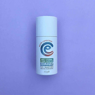 Mint natural deodorant (strong protection) 60g