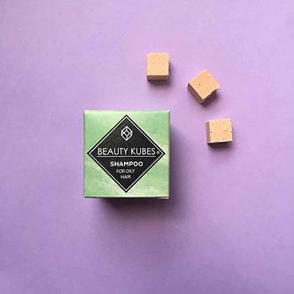 Beauty Kubes shampoo - oily hair