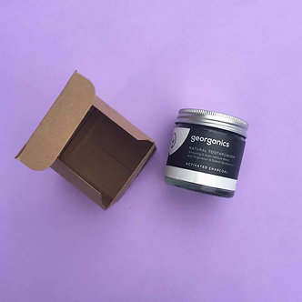 Activated charcoal toothpowder 60ml