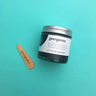 Activated charcoal toothpaste 60ml