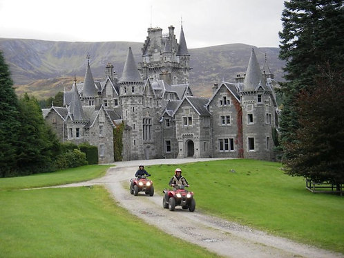 One hour quad bike tour voucher