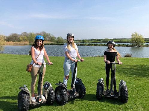 Segway Tour Experience The Country Milton Keynes