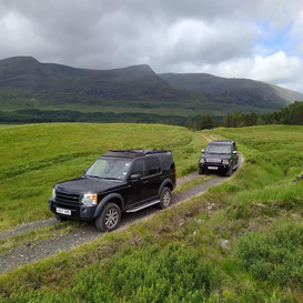 4x4 Hire, Guided Tours Scotland