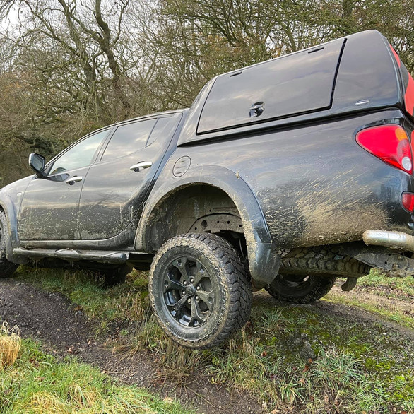 4x4 Off Road Driving Experiences England