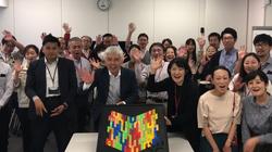 Group shot Japan