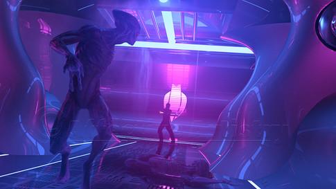 Scifi - Escape