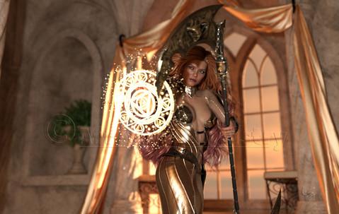 Sorceress - A work in progress