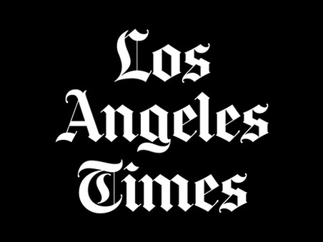 'In the Dark of the Valley' featured in the LA Times